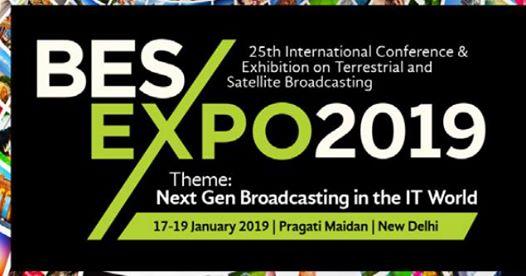 BES EXPO 2019 Begins In New Delhi