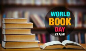 World Book Day - 23 April  IMAGES, GIF, ANIMATED GIF, WALLPAPER, STICKER FOR WHATSAPP & FACEBOOK