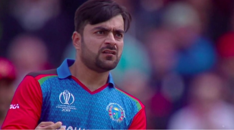 Rashid Khan becomes most expensive bowler in World Cup history