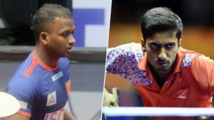 wholesale sales multiple colors shopping G. Sathiyan, Anthony Amalraj win bronze in Australian Open