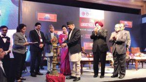 Nepal PM inaugurates India-Nepal Logistics Summit_50.1