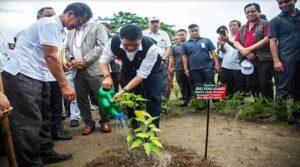 Arunachal CM launches tree plantation programme_50.1
