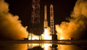 Russia launched Soyuz Carrier Rocket with 33 satellites_50.1