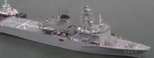 Japanese Maritime Self Defence Ship Visits Kochi_50.1