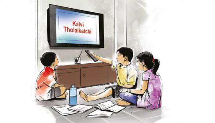 Tamil Nadu govt launches Education TV for school students_50.1