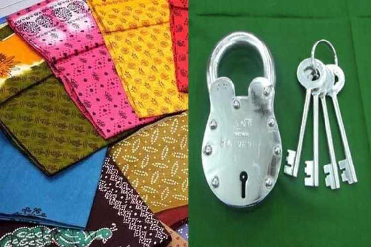 Tamil Nadu's Dindigul locks and Kandangi sarees get GI tag_50.1