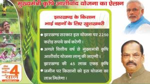 Vice President launches 'Mukhya Mantri Krishi Ashirwad Yojana' in Jharkhand_50.1