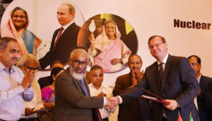 Bangladesh signs uranium supply deal with Russia_50.1