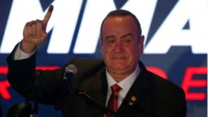 Alejandro Giammattei elected as Guatemala's new president_50.1