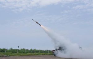 India test-fires Surface to Air-Missile from Chandipur_50.1