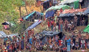Rohingya refugees get identity cards in Bangladesh_50.1