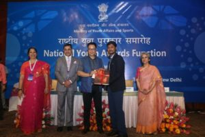 National Youth Awards conferred for development and social service work_50.1