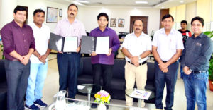 SMVDU, NISE sign MoU to achieve national solar mission_50.1