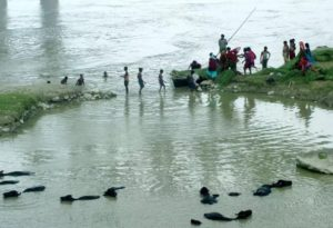 Centre has approved the project to link Kosi & Mechi rivers_50.1