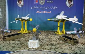 Iran unveils three new precision-guided missiles_50.1