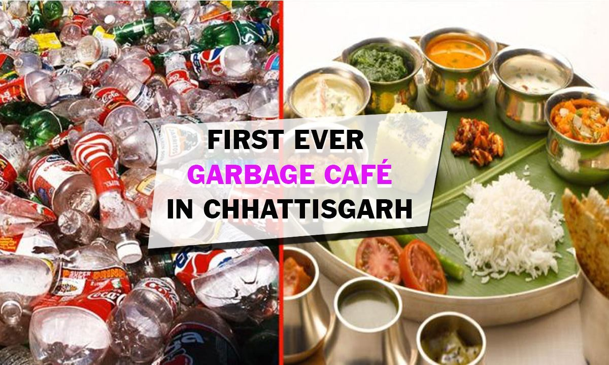 India's first garbage cafe to be opened in Ambikapur, Chhattisgarh_50.1