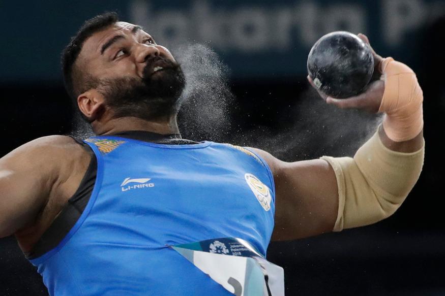 Shot putter Tejinderpal Singh Toor clinches silver in Czech Republic_50.1
