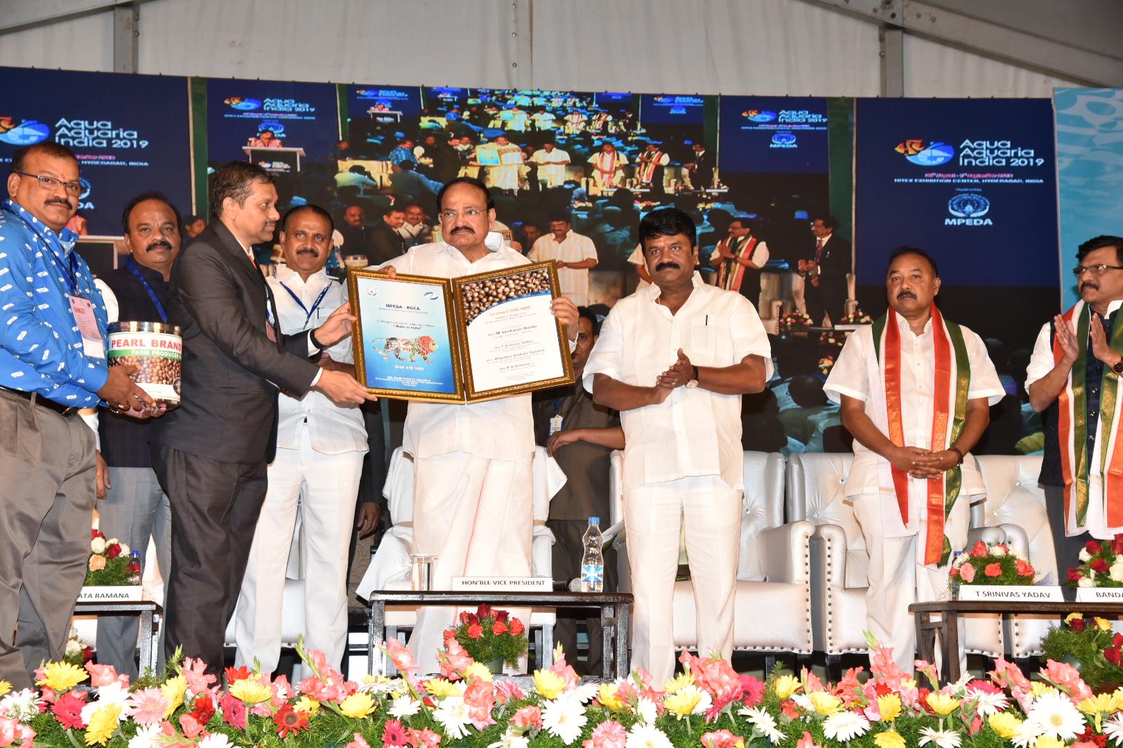 Vice-President Venkaiah Naidu to inaugurate 'Aqua Aquaria India'_50.1