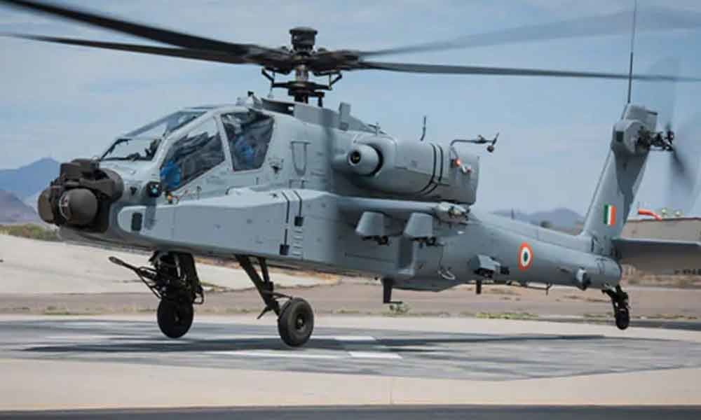 IAF inducts 8 Apache AH-64E attack helicopters_50.1