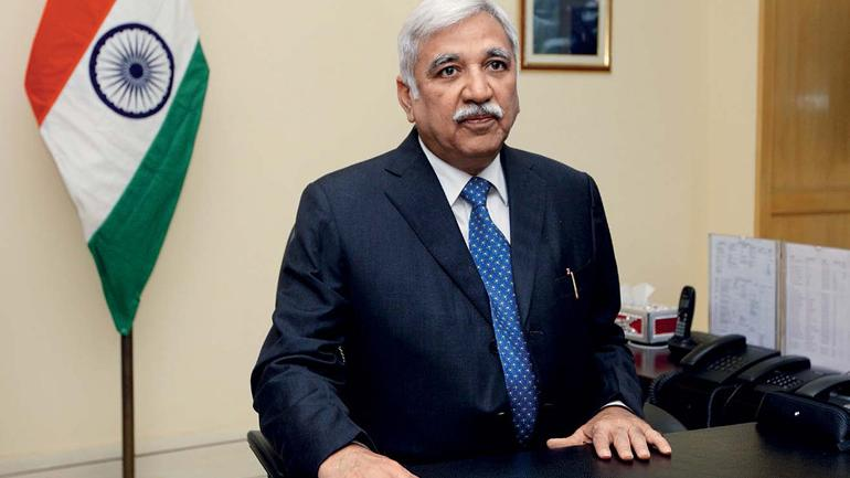 CEC Sunil Arora assumes charge as Chairman of AWEB_50.1