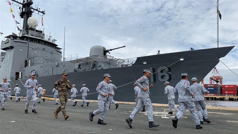 1st ASEAN-US Maritime Exercise (AUMX) begins_50.1