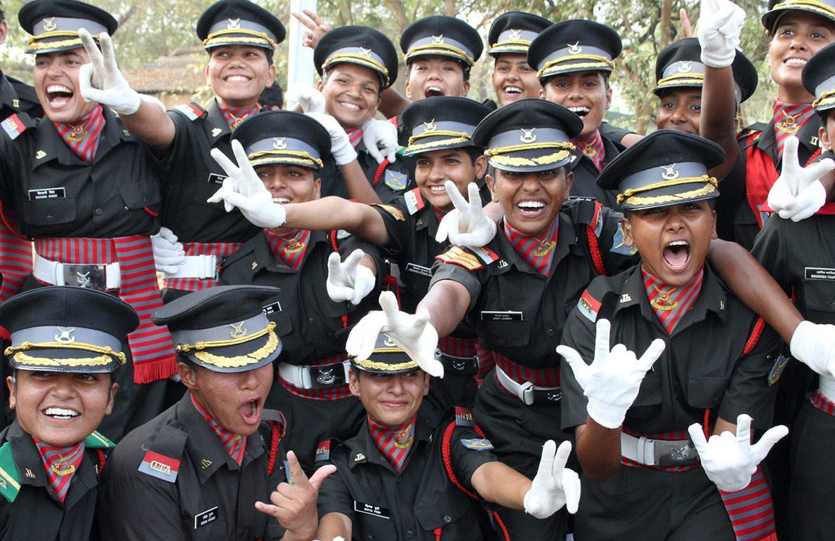 Army to commission 1st batch of women soldiers in 2021_50.1