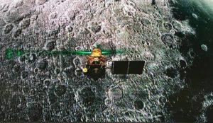 "ISRO loses contact with Moon lander ""Vikram""_50.1"