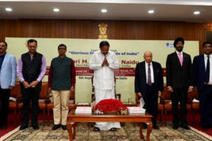 Vice president releases book titled 'Glorious Diaspora - Pride of India'_50.1