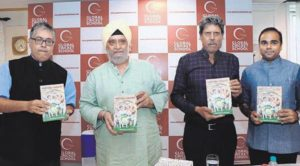 A book titled 'Fortune Turners: The Quartet That Spun India To Glory' launched_50.1