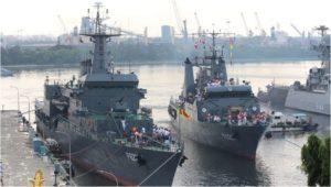 SLINEX 2019: Indo-Lanka maritime fleet exercise_50.1