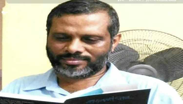 Odia Writer Pradeep Dash to receive 40th Sarala Puraskar