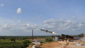 DRDO successfully tests indigenous anti-tank guided missile (MPATGM)_50.1