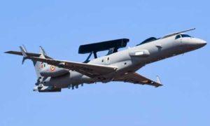 DRDO hands over second 'Netra' (AEWC) aircraft to IAF_50.1