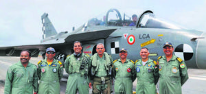 First-ever 'arrested landing' of Naval Tejas successfully executed_50.1