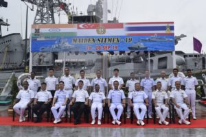 IN-RSN-RTN Trilateral Exercise Commences at Port Blair_50.1