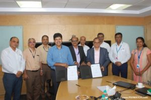 Wipro Infrastructure and BEML sign MoU_50.1