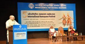 5th International Ramayan Festival organized in New Delhi_50.1
