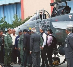 Rajnath Singh becomes 1st Defence Minister to fly in LCA Tejas_50.1
