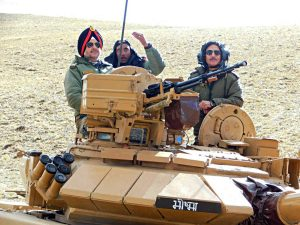 Indian army conducts exercise 'Chang Thang' in Eastern Ladakh_50.1