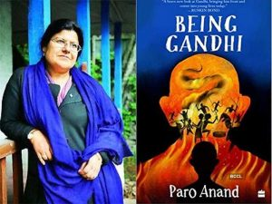 """A new book titled """"Being Gandhi"""" by Paro Anand to mark Gandhi's 150th birth anniversary_50.1"""