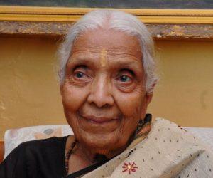 Veteran actor and multi-faceted artiste S.K. Padmadevi passes away_50.1