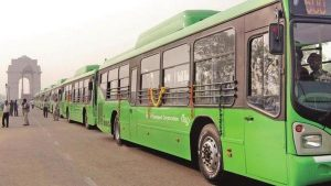 Pink tickets for women for free travel in DTC and cluster buses_50.1