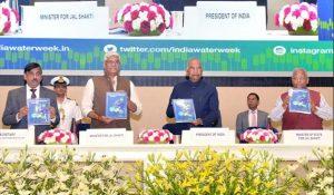 President Ram Nath Kovind inaugurates India Water Week, 2019_50.1