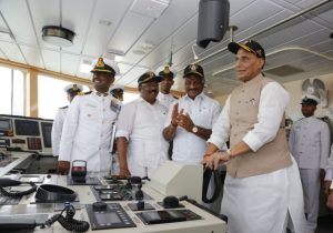ICGS 'Varaha' commissioned by Defense Minister Rajnath Singh_50.1