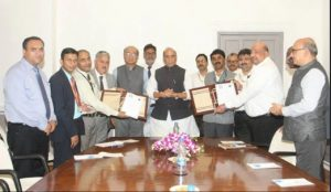DRDO and CUJ sign MoU to set up Kalam Centre for Science and Technology_50.1