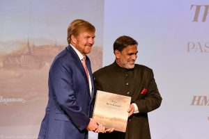 """Book by India's Ambassador to the Netherlands, titled 'India and the Netherlands – Past, Present and Future"""" released_50.1"""