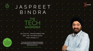 """A new book titled """"The Tech Whisperer"""" penned by Jaspreet Bindra released_50.1"""