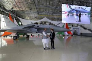 India receives 1st Rafale fighter jet built for Indian Air Force_50.1