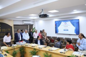 "AIIMS & Health ministry launches ""eDantSeva""_50.1"