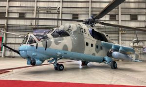 India hands over 2nd pair of Mi-24V helicopters to Afghan Air forces_50.1